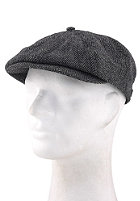 BRIXTON Brood Cap black/grey herringbone
