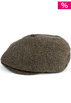 BRIXTON Brood Cap brown/black herringbone