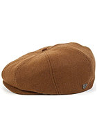 BRIXTON Brood Cap camel wool