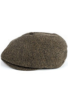 BRIXTON Brood Cap grey/gold tweed