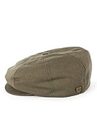 BRIXTON Brood Cap olive herringbone