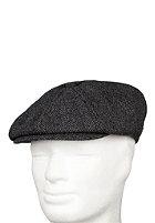 BRIXTON Brood Hat grey/black herringbone