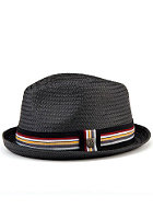 BRIXTON Castor Hat black straw