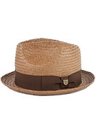 BRIXTON Castor Hat brown straw