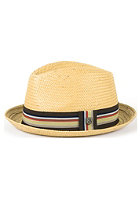 BRIXTON Castor Hat tan straw