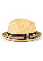 BRIXTON Castor Hat tan straw