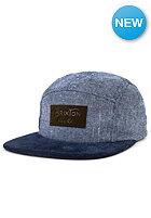BRIXTON Cavern Snapback Cap blue/navy