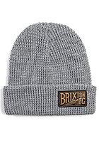 BRIXTON Conventry Beanie light heather grey