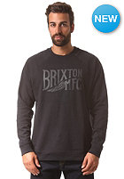 BRIXTON Coventry Crew Sweat washed navy