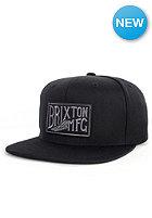 BRIXTON Coventry Snapback Cap black