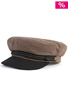 BRIXTON Fiddler Cap black/tan