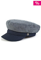 BRIXTON Fiddler Cap grey/navy