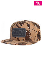 BRIXTON Grade Snapback Cap camo