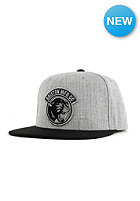 BRIXTON Growler Snapback Cap heather grey/black