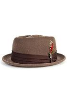 BRIXTON Hat Stout light brown