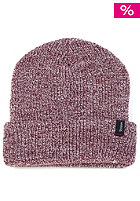BRIXTON Heist Beanie burgundy heather