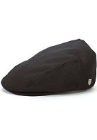 BRIXTON Hooligan Cap 2009 black herringbone