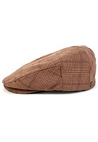 BRIXTON Hooligan Cap brown/tan plaid