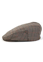 BRIXTON Hooligan Cap charcoal tweed