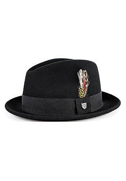 BRIXTON Jones Hat black felt