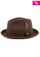 BRIXTON Jones Hat brown felt