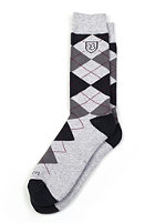 BRIXTON Melvin Socks heather grey