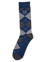 BRIXTON Melvin Socks navy/heather grey