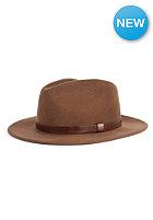 BRIXTON Messer Hat khaki/brown
