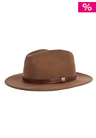 BRIXTON Messer Hat khaki/brown