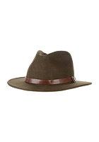 BRIXTON Messer Hat olive/brown