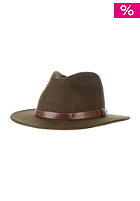 BRIXTON Messer Hat olive/brown