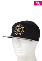 BRIXTON Oath 3 Cap black/heather grey