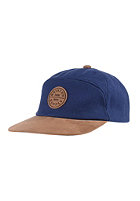BRIXTON Oath 7 Panel navy/brown