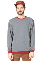 BRIXTON Partisan Sweat grey/navy