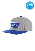 BRIXTON Rift light heather grey/royal