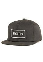 BRIXTON Rift Snapback Cap black