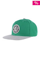 BRIXTON Rival heather grey/green