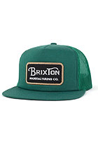 BRIXTON Route Cap green