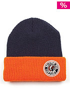 BRIXTON Saint Beanie navy/orange