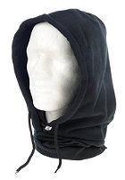 BUFF Polar Fleece Buff Hooded Neckwarmer germanic / black