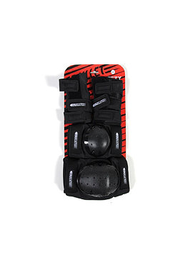 BULLET BULLET 3 In 1 Pad Set adult (One Size Fits All) Black