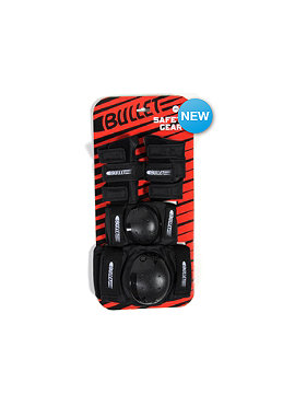 BULLET BULLET 3 In 1 Pad Set junior (One Size Fits All) Black