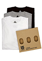 BURTON 3 Pack Slim S/S T-Shirt assorted