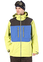 BURTON AK 2L Stagger Jacket 2013 acid colorblock