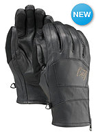 BURTON AK LTHR Tech Gloves true black