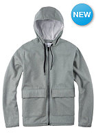 BURTON Alder Hooded Jacket monument heather
