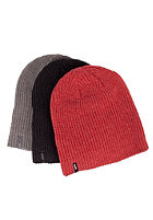 BURTON All Day Long Beanie true black, jet pack, marauder