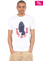 BURTON Always on mind S/S T-Shirt stout white