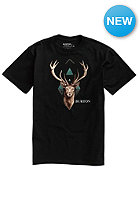 Antler Slim S/S T-Shirt true black