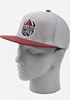 BURTON B Team Flexfit Cap PEWTER